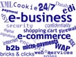 e business keywords - powerpoint graphics