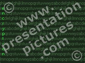encryption - powerpoint graphics
