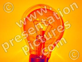 ideas bulb - powerpoint graphics