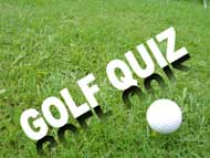 golf quiz - powerpoint graphics