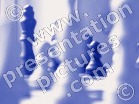strategy chess - powerpoint graphics