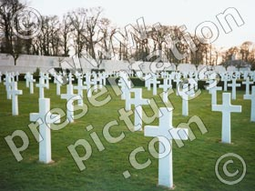 war graves - powerpoint graphics